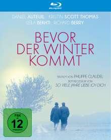 Bevor der Winter kommt (Blu-ray), Blu-ray Disc
