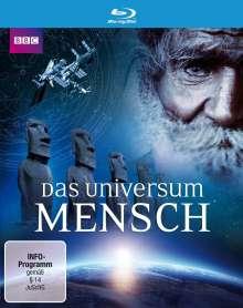 Das Universum Mensch (Blu-ray), 2 Blu-ray Discs