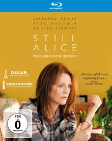 Still Alice (Blu-ray), Blu-ray Disc