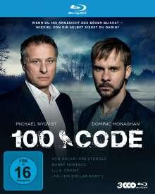 100 Code Season 1 (Blu-ray), 3 Blu-ray Discs