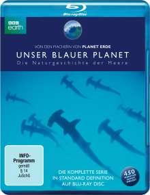 Unser blauer Planet (Komplette Serie) (Blu-ray), Blu-ray Disc