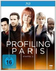 Profiling Paris Staffel 2 (Blu-ray), 3 Blu-ray Discs