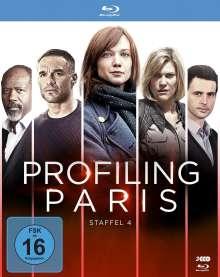 Profiling Paris Season 4 (Blu-ray), 1 Blu-ray Disc und 3 DVDs