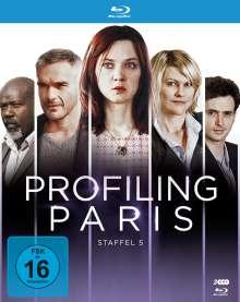 Profiling Paris Season 5 (Blu-ray), 3 Blu-ray Discs