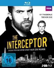 The Interceptor (Blu-ray), 2 Blu-ray Discs