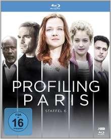 Profiling Paris Staffel 6 (Blu-ray), 3 Blu-ray Discs