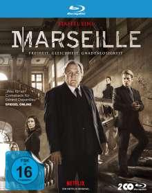 Marseille Staffel 1 (Blu-ray), 2 Blu-ray Discs
