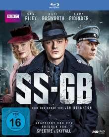 SS-GB (Blu-ray), 2 Blu-ray Discs