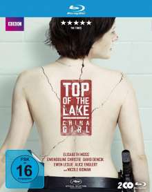 Top of the Lake: China Girl (Blu-ray), 2 Blu-ray Discs