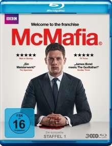 McMafia (Blu-ray), 3 Blu-ray Discs