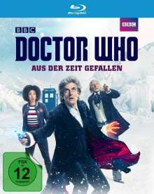 Doctor Who - Aus der Zeit gefallen (Blu-ray), Blu-ray Disc