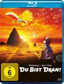 Pokemon - Der Film: Du bist dran! (Blu-ray), Blu-ray Disc