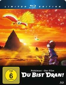 Pokemon - Der Film: Du bist dran! (Blu-ray im Steelbook), Blu-ray Disc