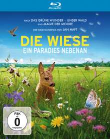 Die Wiese - Ein Paradies nebenan (Blu-ray), Blu-ray Disc