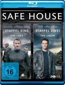 Safe House Staffel 1 & 2 (Blu-ray), 2 Blu-ray Discs