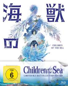 Children of the Sea (Limited Collector's Edition) (Blu-ray), Blu-ray Disc
