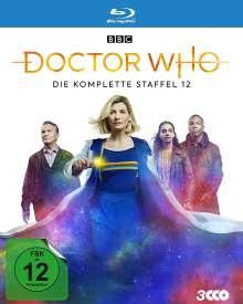 Doctor Who Staffel 12 (Blu-ray), 3 Blu-ray Discs