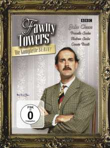 Fawlty Towers Season 1 & 2, 2 DVDs