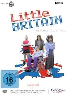 Little Britain Staffel 1, 2 DVDs
