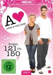 Anna und die Liebe Vol.5, 4 DVDs