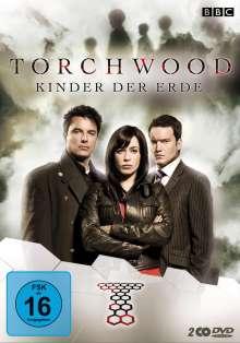 Torchwood - Kinder der Erde, 2 DVDs