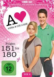 Anna und die Liebe Vol.6, 4 DVDs