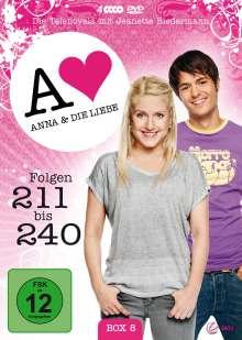 Anna und die Liebe Vol.8, 4 DVDs