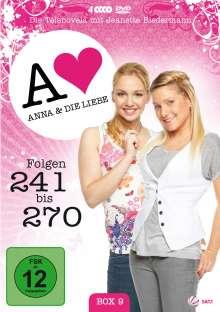 Anna und die Liebe Vol.9, 4 DVDs