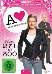 Anna und die Liebe Vol.10, 4 DVDs