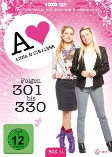 Anna und die Liebe Vol.11, 4 DVDs