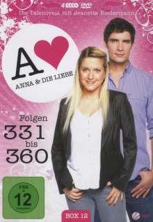 Anna und die Liebe Vol.12, 4 DVDs