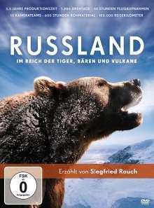 Russland - Im Reich der Tiger, Bären und Vulkane, DVD