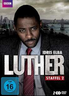 Luther Staffel 2, DVD