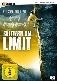 Klettern am Limit - Die komplette Serie, 2 DVDs