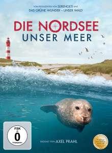 Die Nordsee - Unser Meer, DVD