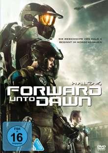 Halo 4: Forward Unto Dawn, DVD