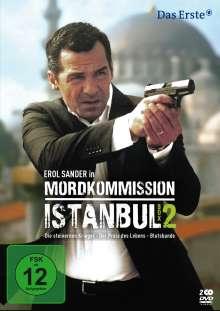 Mordkommission Istanbul Box 2, 2 DVDs