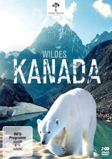 Wildes Kanada, 2 DVDs