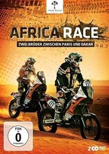Africa Race - Zwei Brüder zwischen Paris und Dakar, DVD