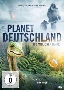 Planet Deutschland - 300 Millionen Jahre, DVD