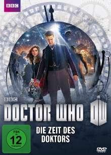Doctor Who - Die Zeit des Doktors, DVD