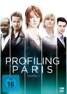 Profiling Paris Staffel 1, 2 DVDs