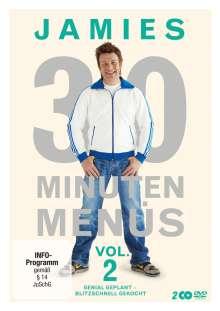 Jamies 30 Minuten Menüs Vol. 2, 2 DVDs