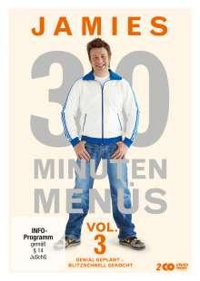 Jamies 30 Minuten Menüs Vol. 3, 2 DVDs