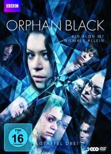Orphan Black Staffel 3, 3 DVDs