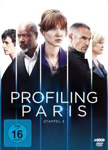 Profiling Paris Season 3, 4 DVDs