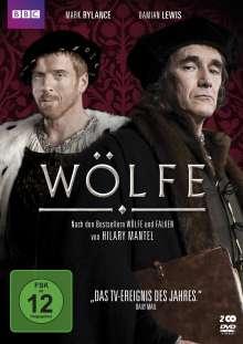 Wölfe, 2 DVDs
