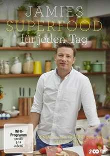 Jamies Superfood für jeden Tag, 2 DVDs