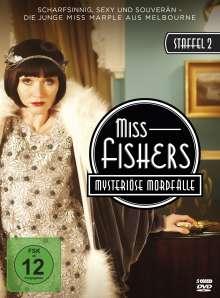Miss Fishers mysteriöse Mordfälle Season 2, 5 DVDs
