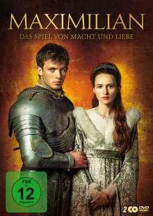 Maximilian - Das Spiel von Macht und Liebe, 2 DVDs